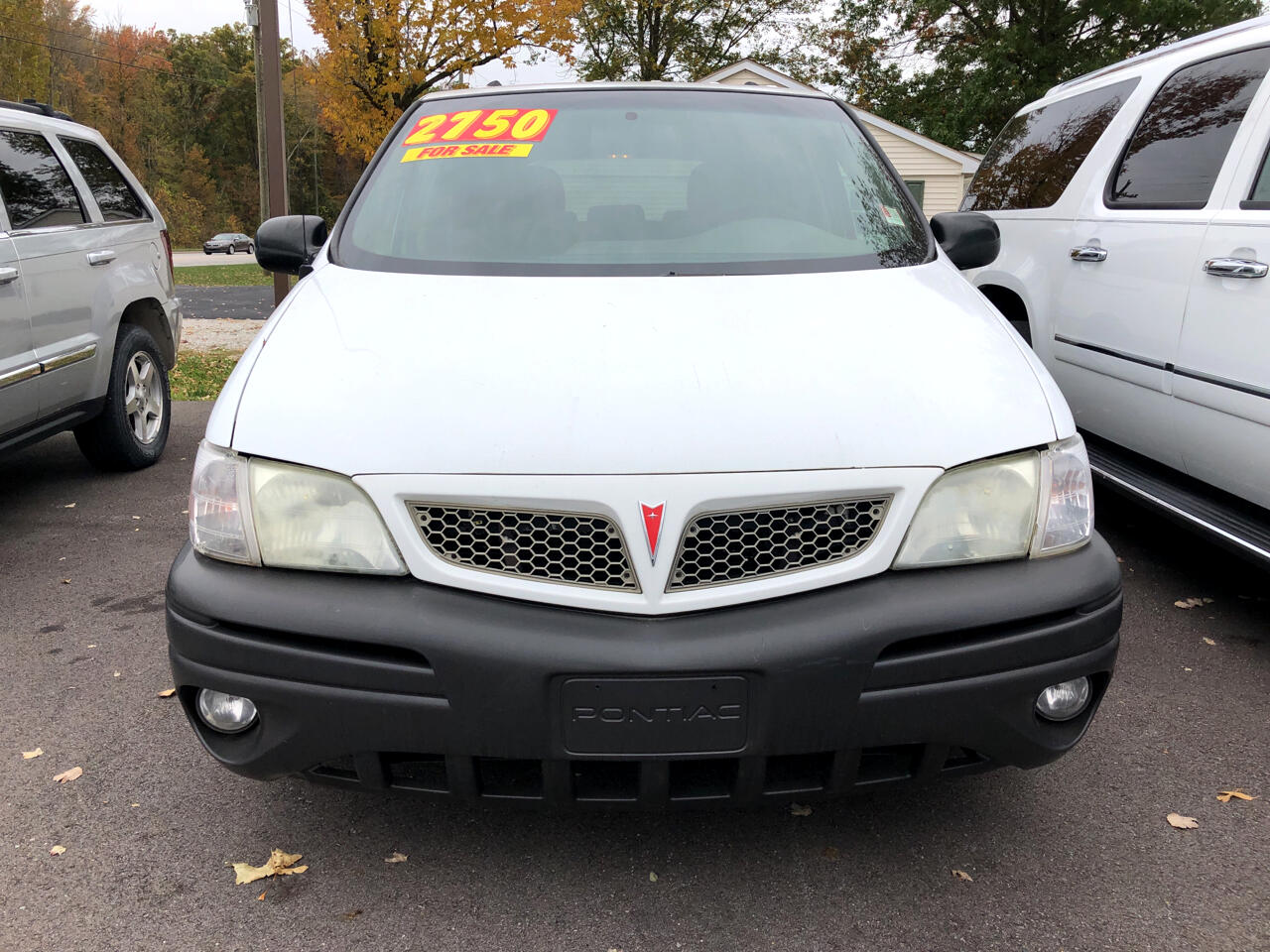 Used 2004 Pontiac Montana 1sa Extended For Sale In Madison