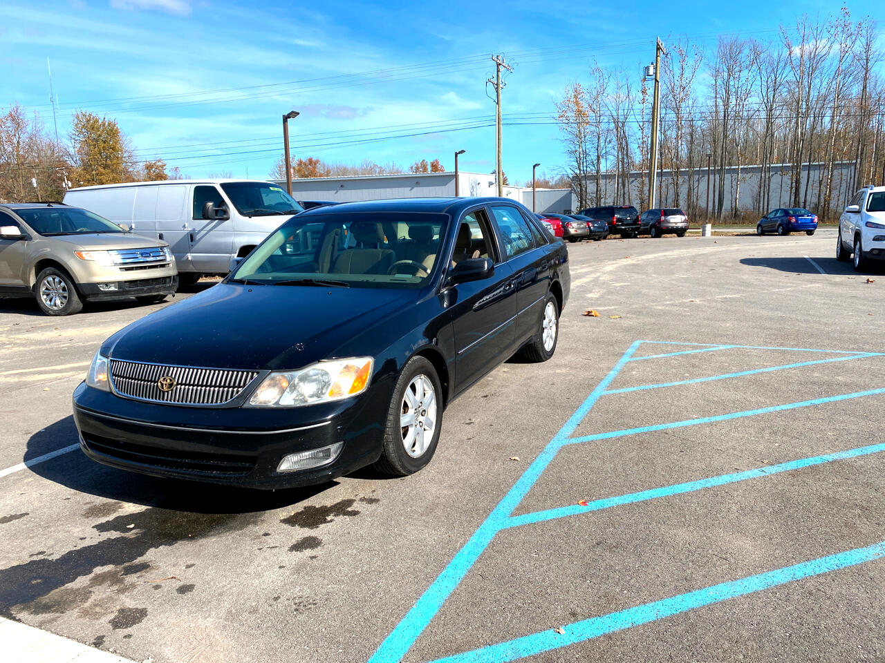 Toyota Avalon 4dr Sedan XLS w/Bucket Seats 2000