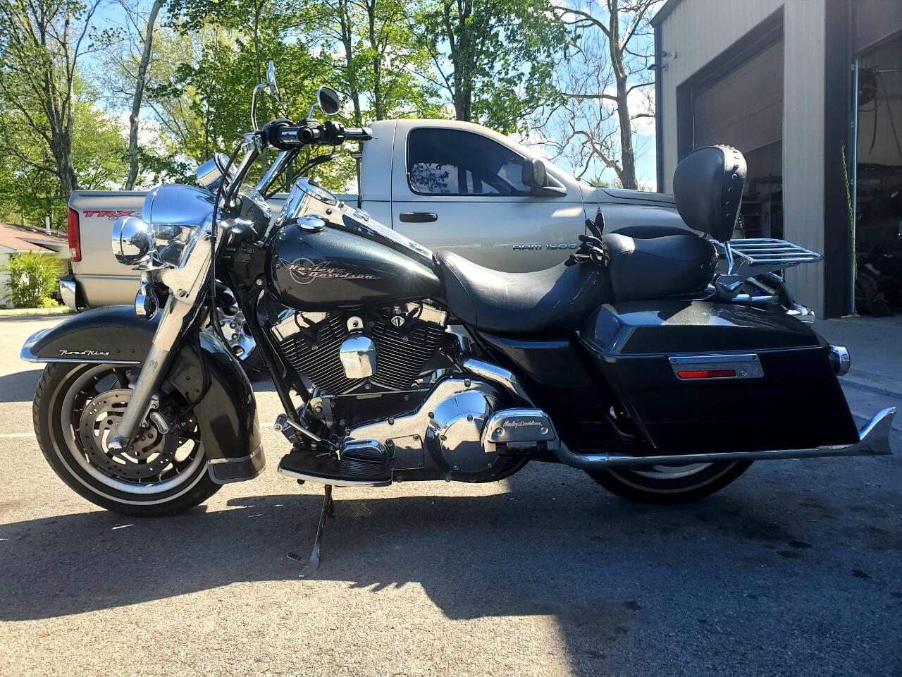 Harley-Davidson FLHR  2005