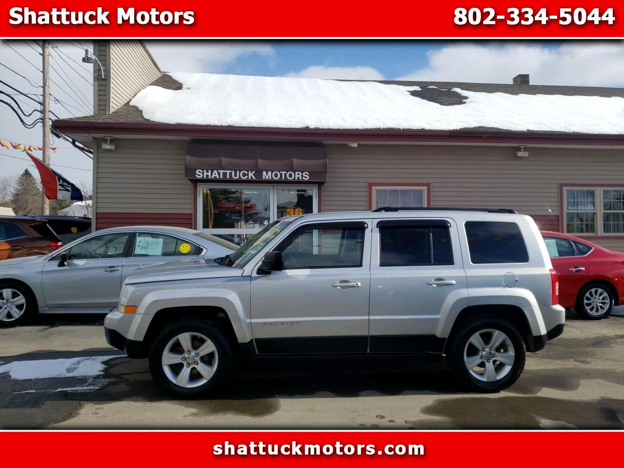 Jeep Patriot  2012