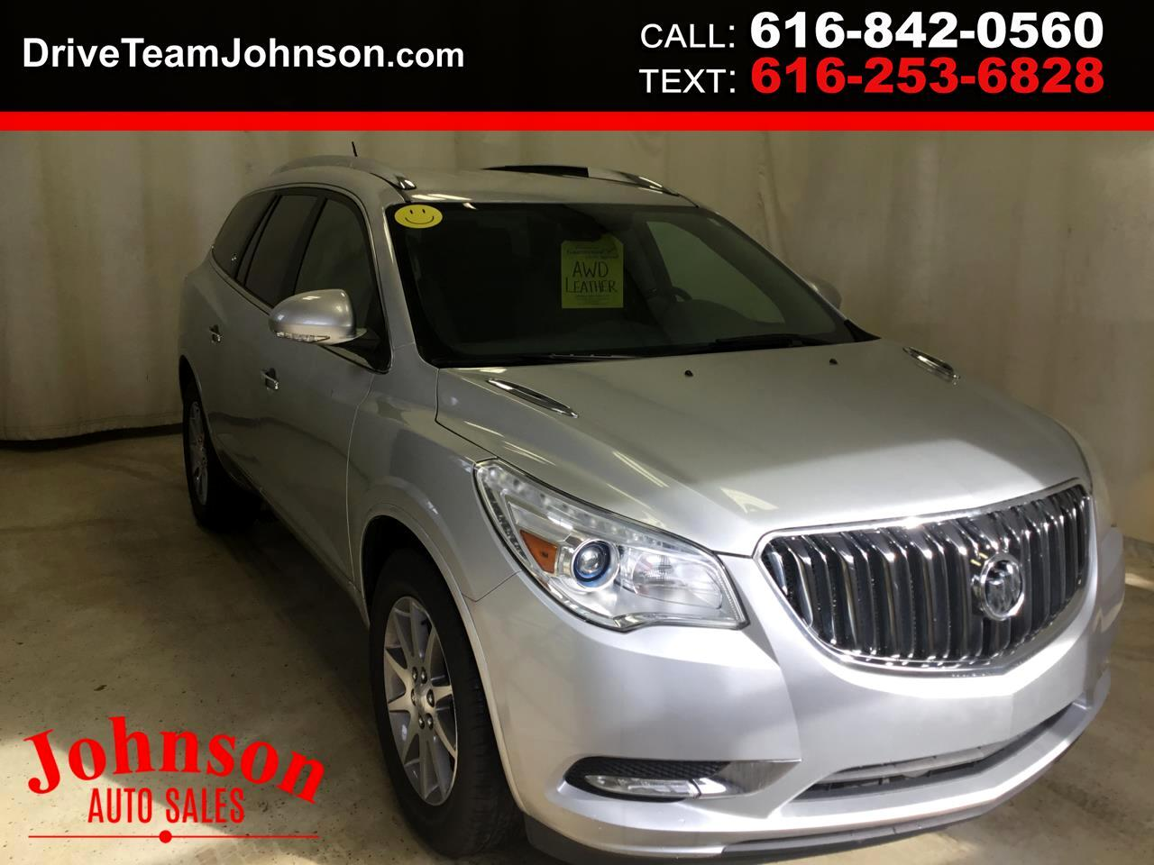 Buick Enclave Leather AWD 2016