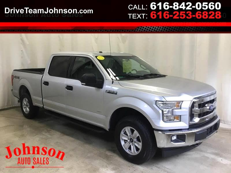 "Ford F-150 4WD SuperCrew 139"" XLT 2017"