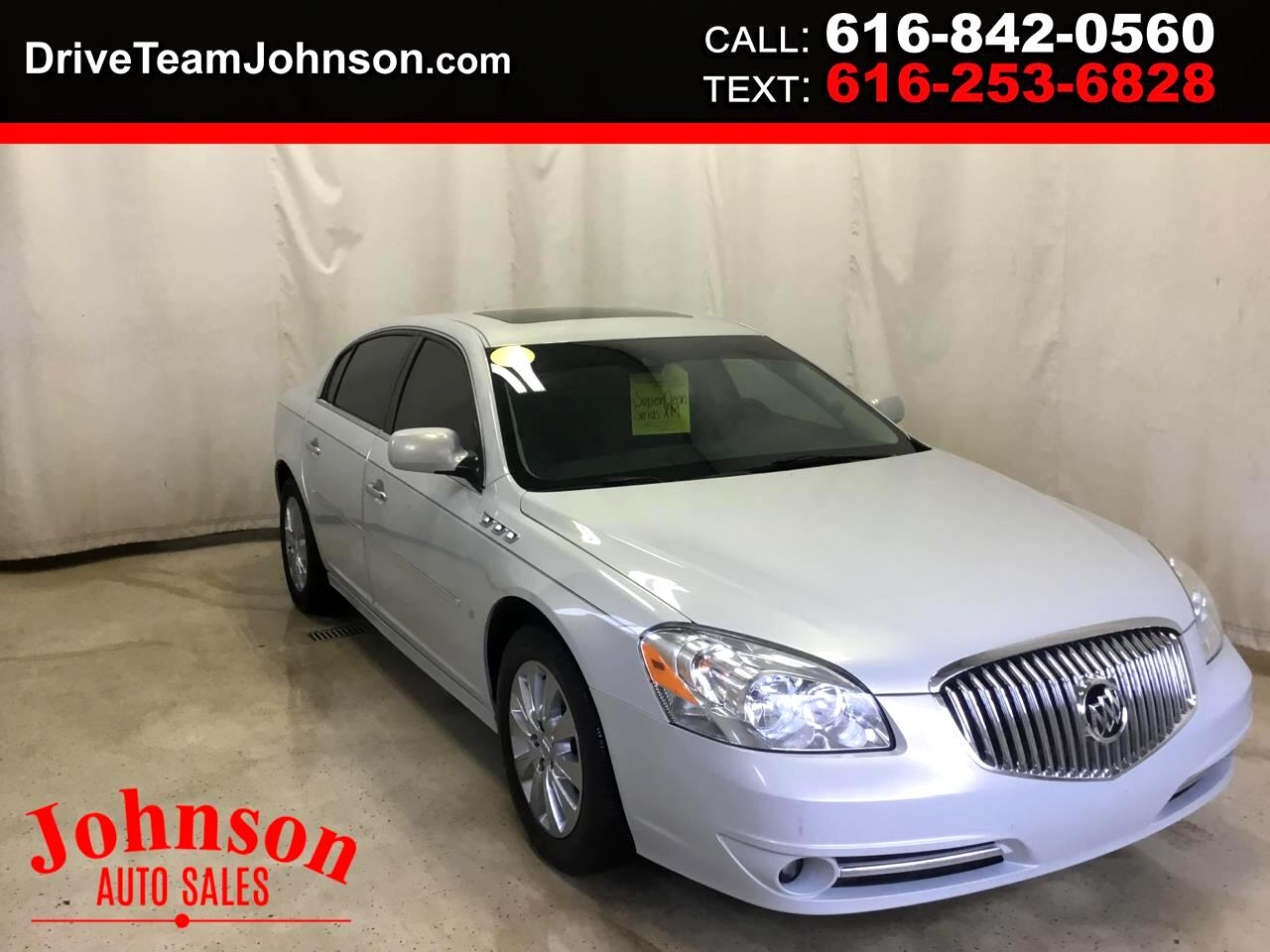 Buick Lucerne 4dr Sdn CXL Special Edition *Ltd Avail* 2010