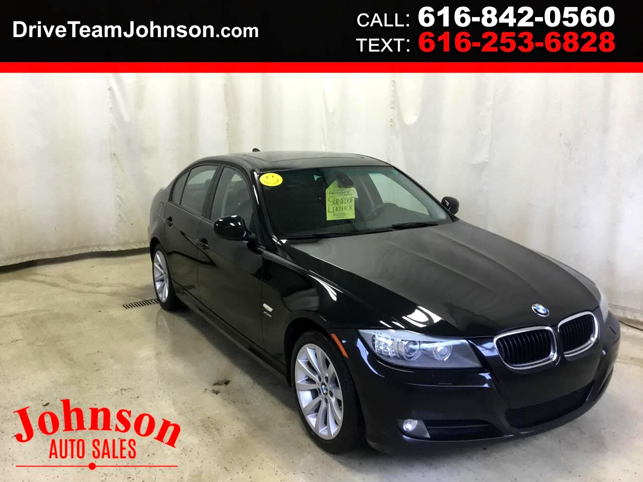 BMW 3 Series 4dr Sdn 328i xDrive AWD South Africa 2011