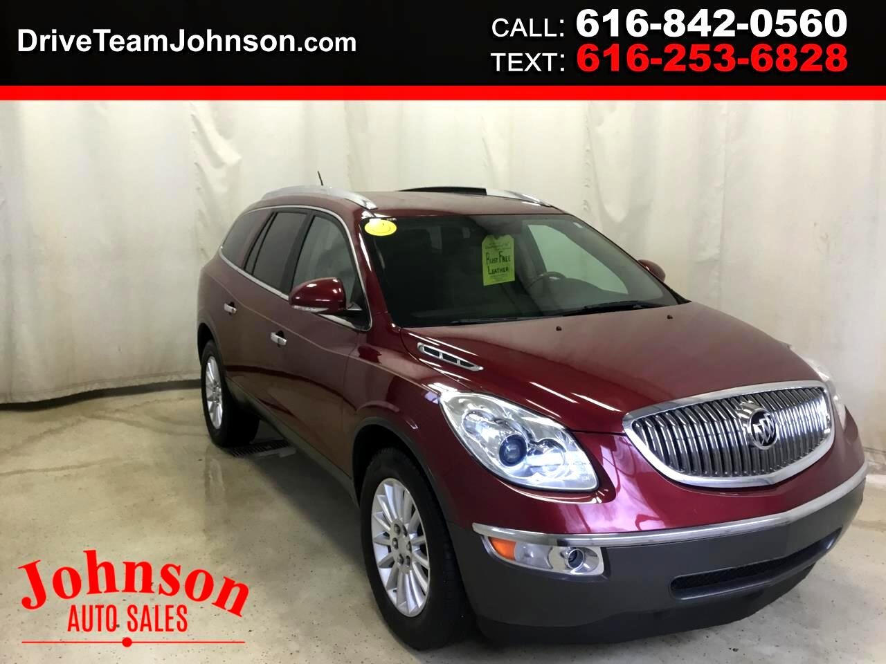 Buick Enclave FWD 4dr Leather 2011