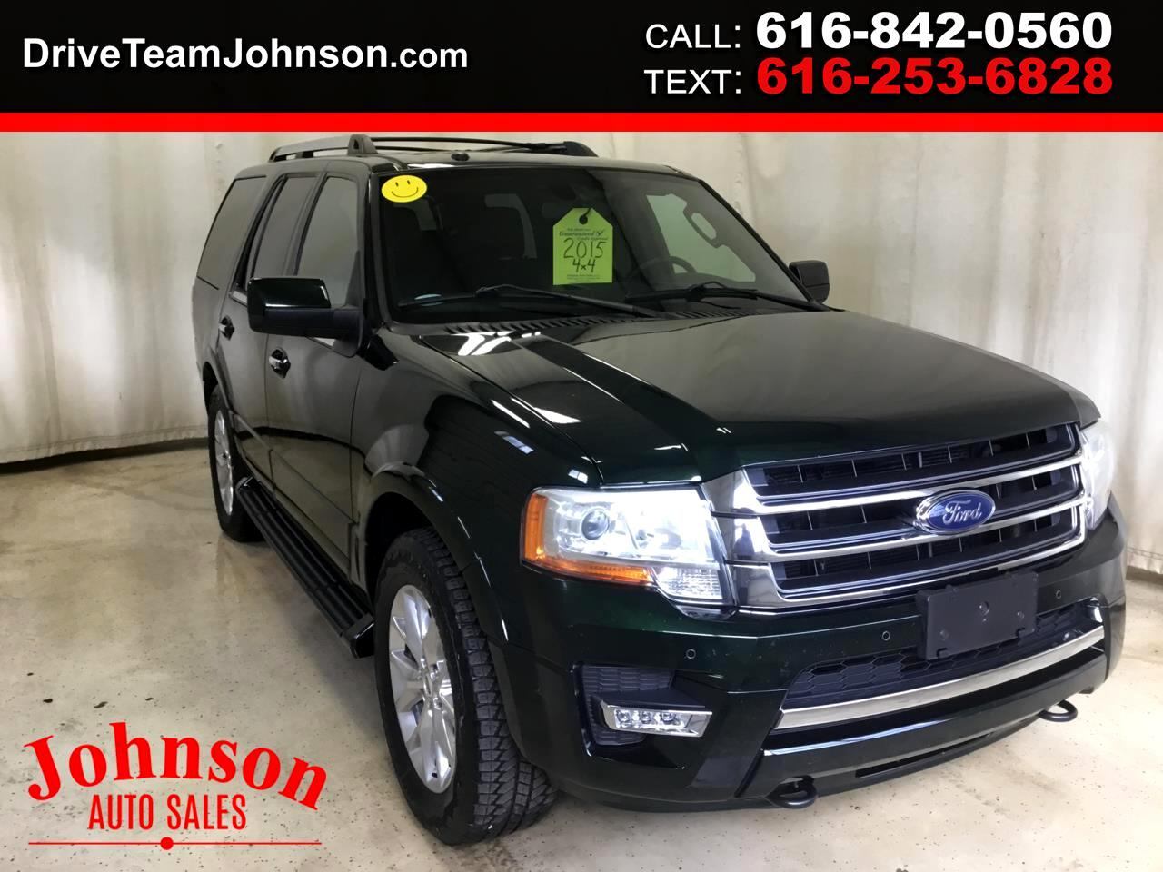 Ford Expedition 4WD 4dr Limited 2015