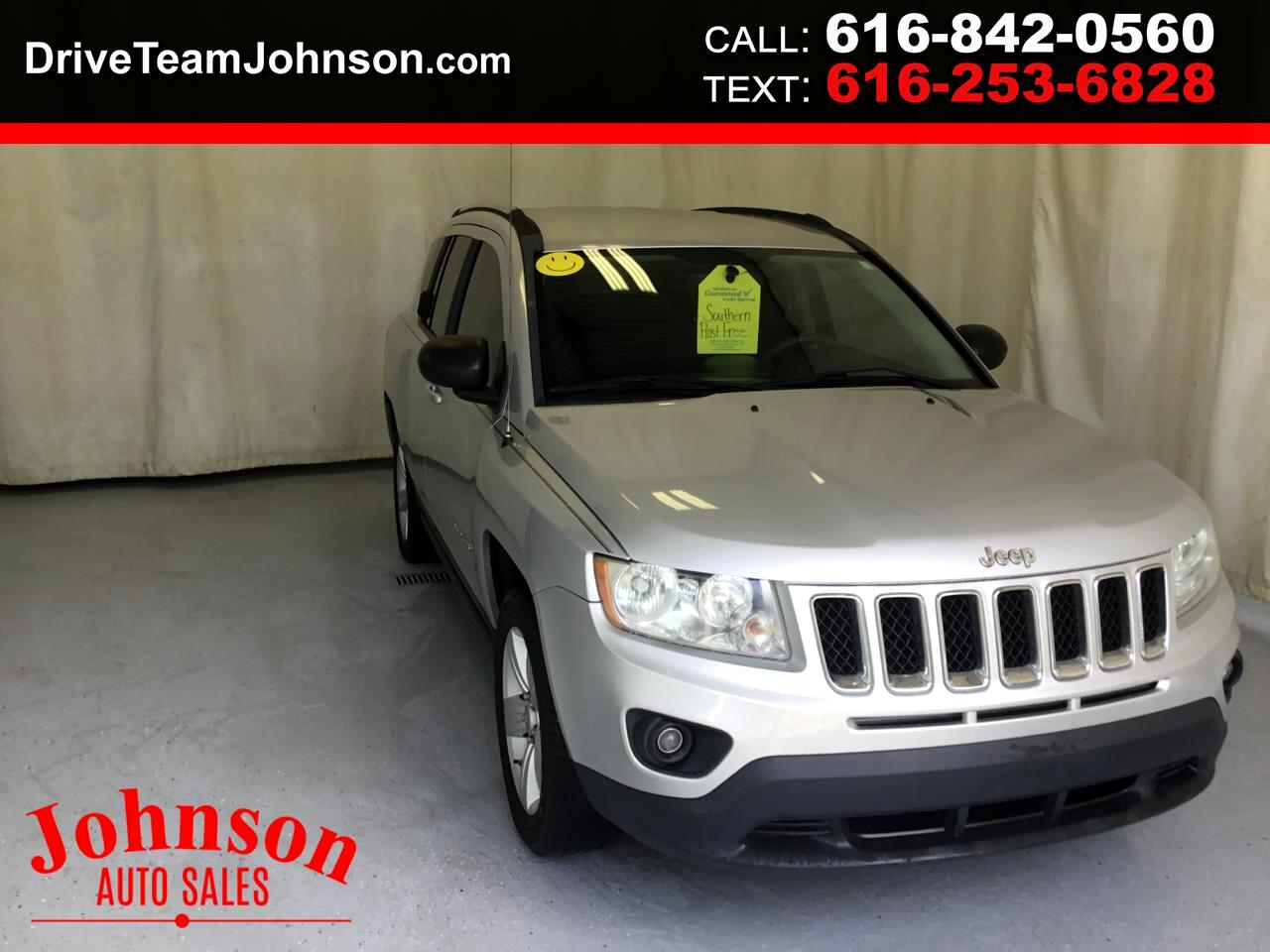 Jeep Compass 2WD 4dr Sport 2011
