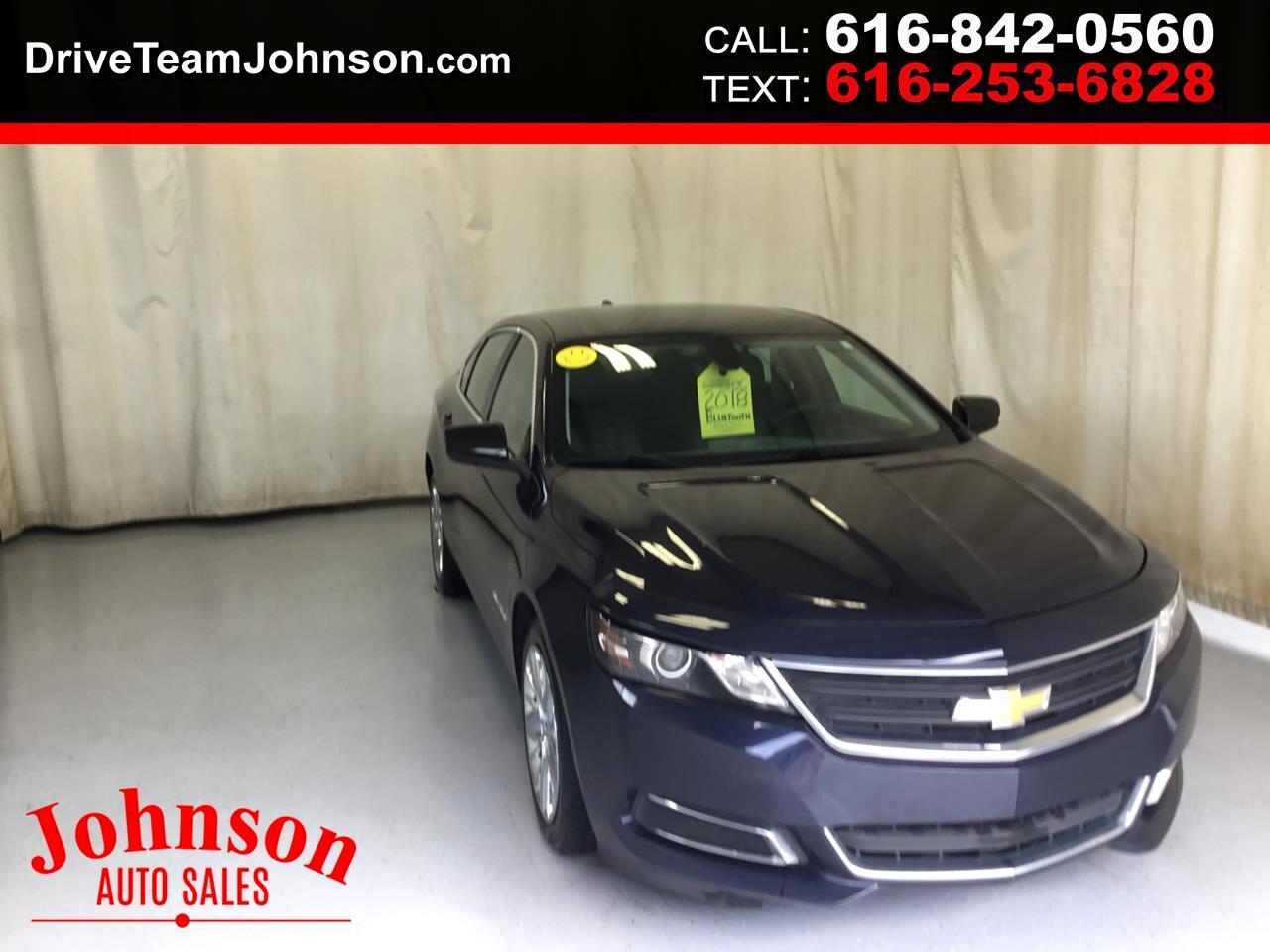 Chevrolet Impala 4dr Sdn LS w/1FL 2018