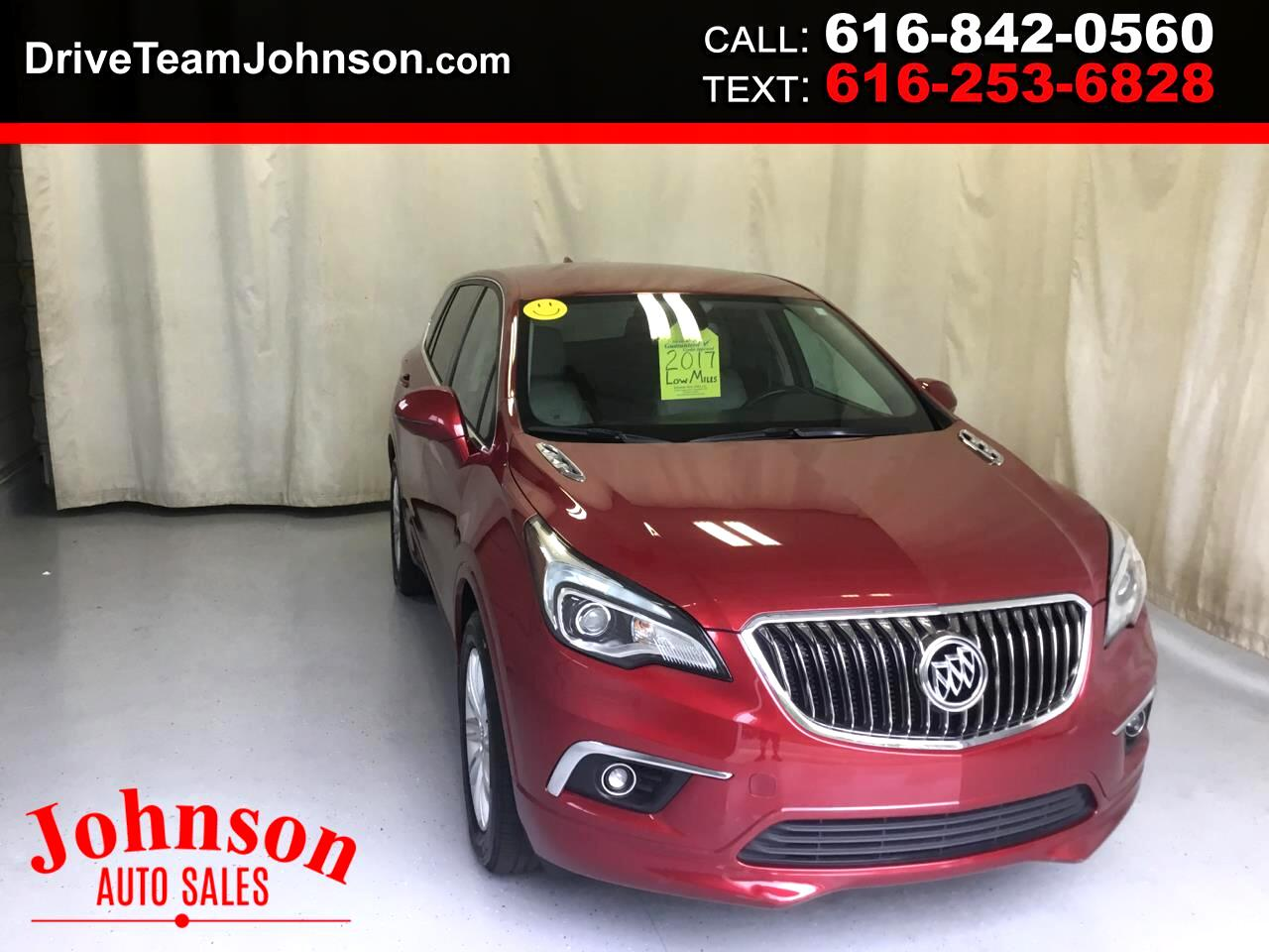 Buick Envision FWD 4dr Preferred 2017