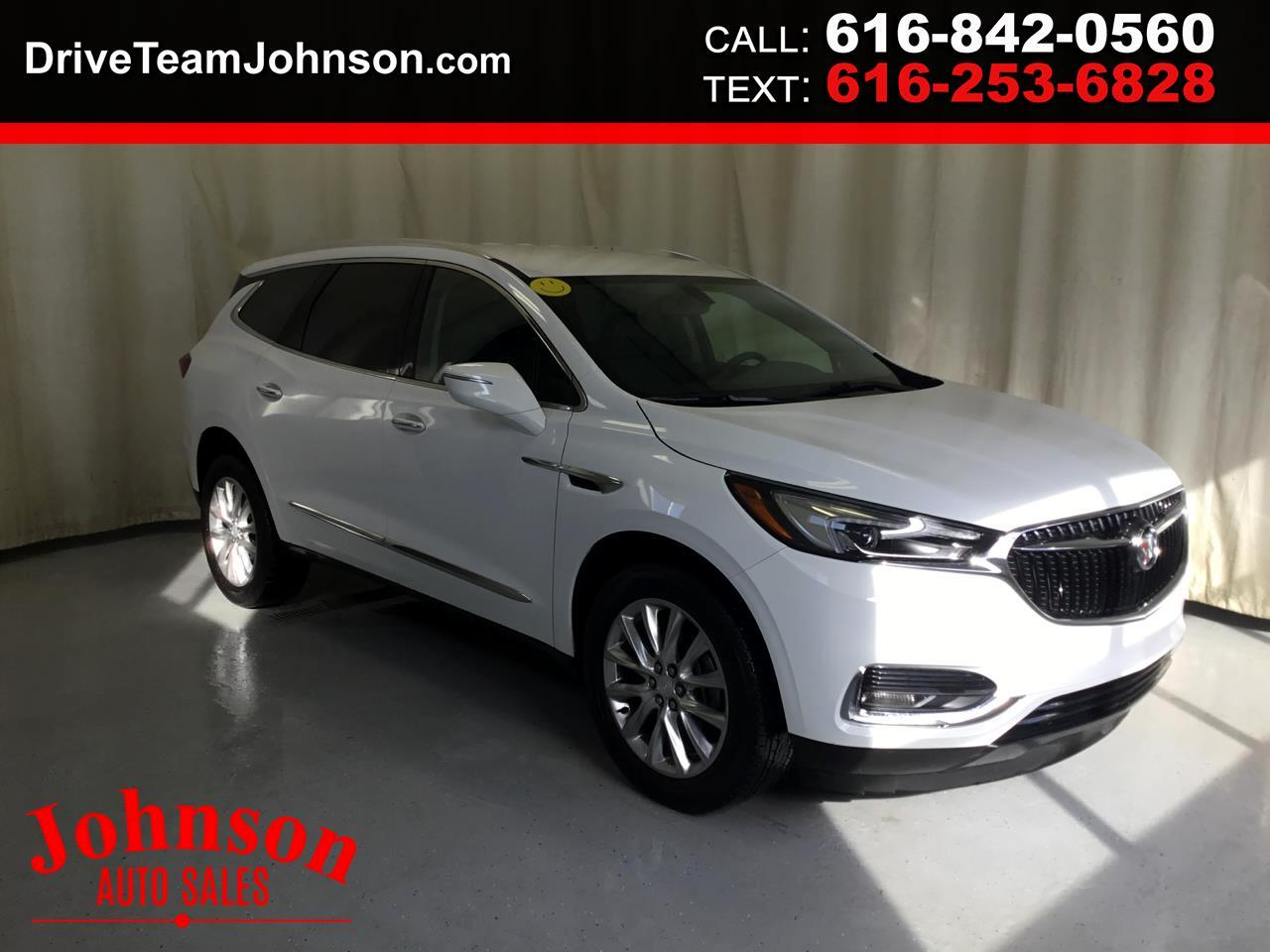 Buick Enclave AWD 4dr Essence 2019