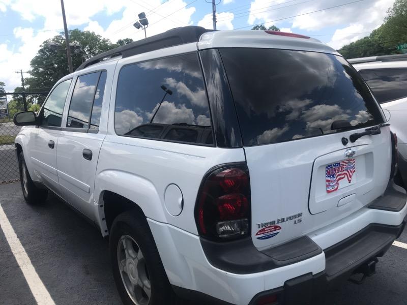 Chevrolet TrailBlazer EXT LS 4WD 2006