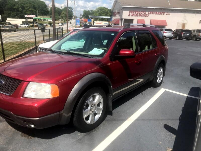 Ford Freestyle SEL AWD 2007