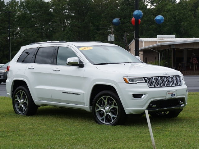 Jeep Grand Cherokee Overland 4WD 2020