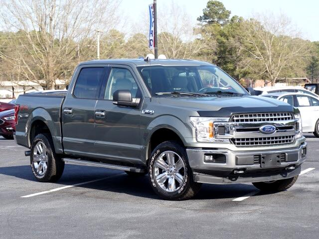 "Ford F-150 4WD SuperCrew 145"" FX4 2019"