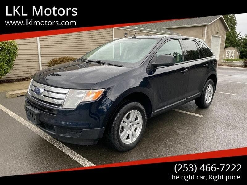 Ford Edge SE AWD 2010