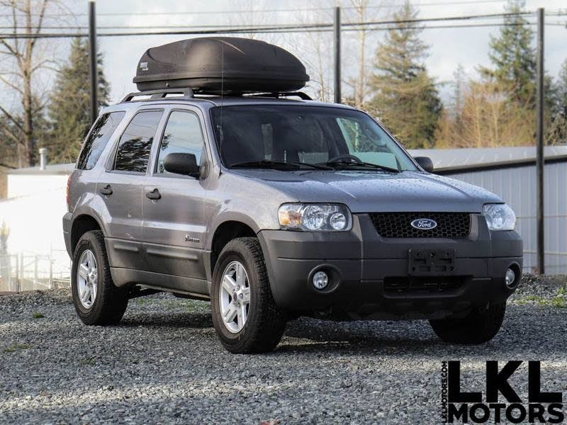 Ford Escape Hybrid FWD 2007
