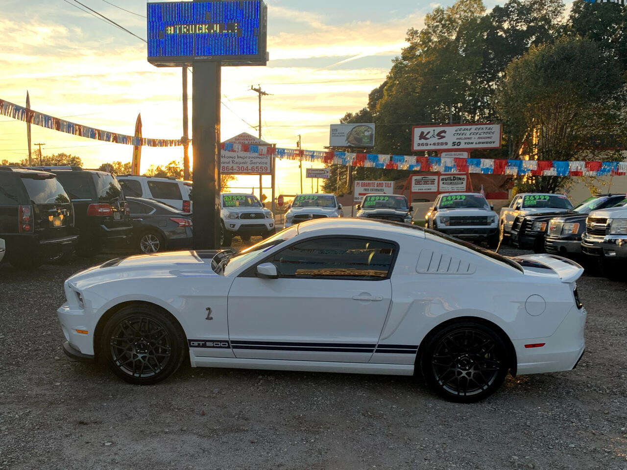 Ford Shelby GT500 Shelby GT500 2014