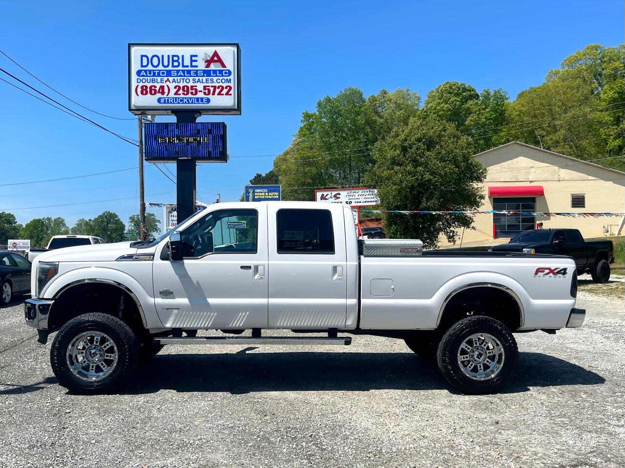 Ford F-350 SD King Ranch Crew Cab 4WD 2015