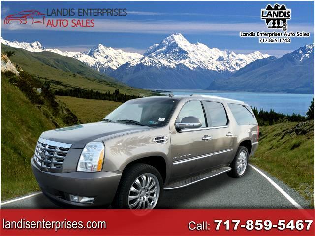 Cadillac Escalade ESV AWD Luxury 2011