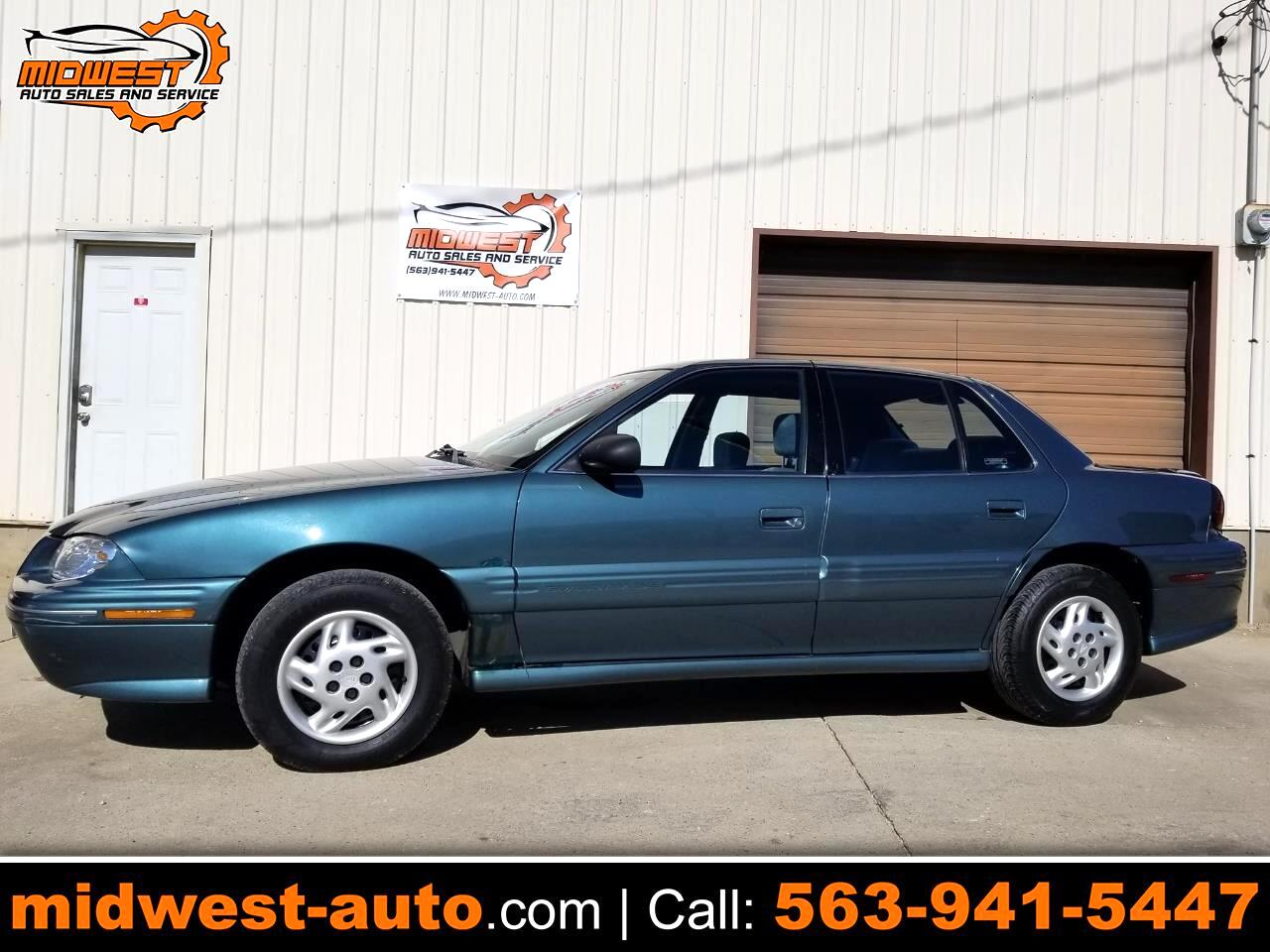 1998 Pontiac Grand Am SE Sedan