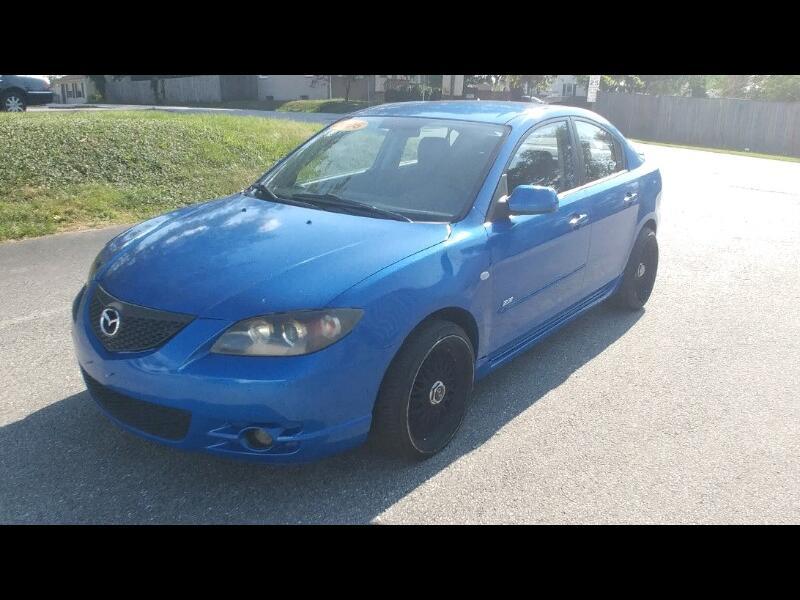 Mazda MAZDA3 s 4-Door 2006