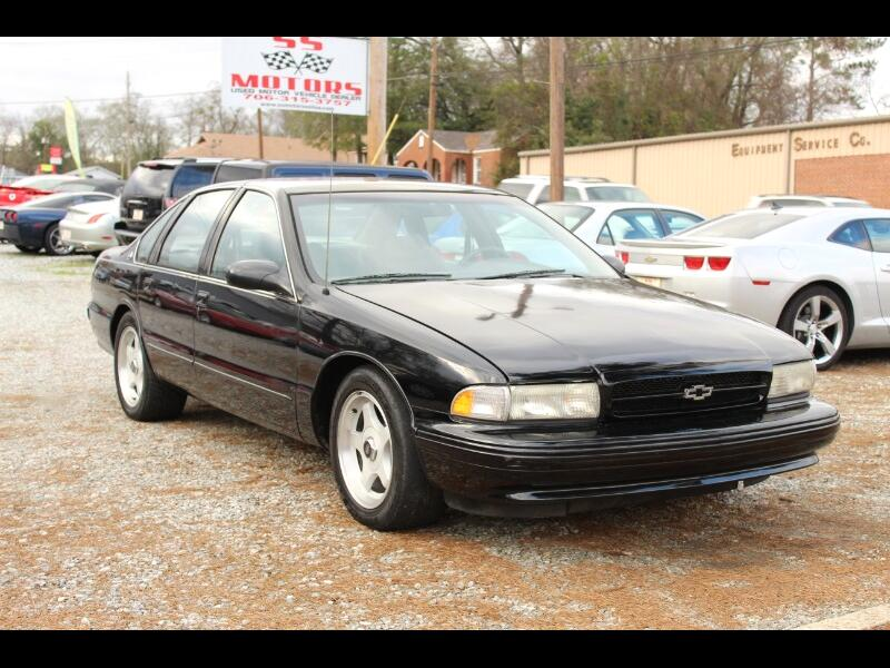 Chevrolet Caprice Classic/Impala SS  1996