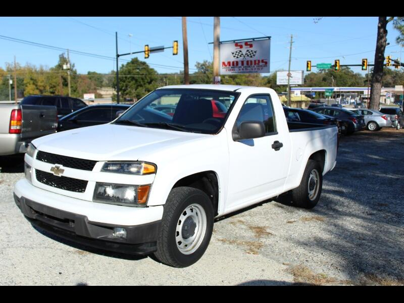 Chevrolet Colorado Work Truck 2WD 2011