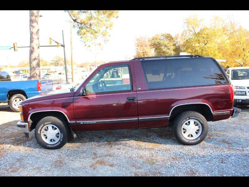 Chevrolet Tahoe 2-Door 2WD 1998