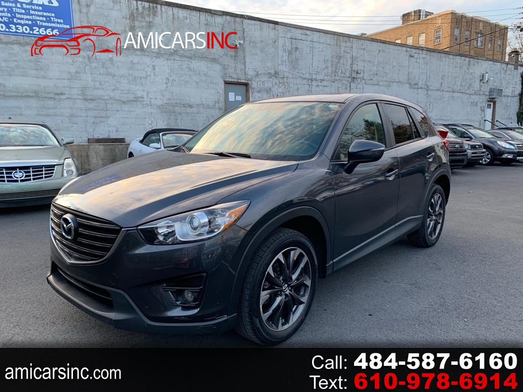 Mazda CX-5 2016.5 AWD 4dr Auto Grand Touring 2016