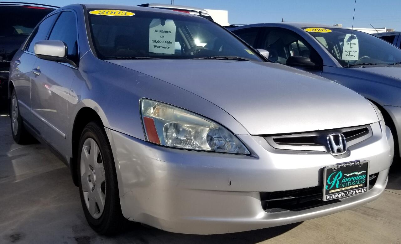 Honda Accord LX V-6 Sedan AT 2005