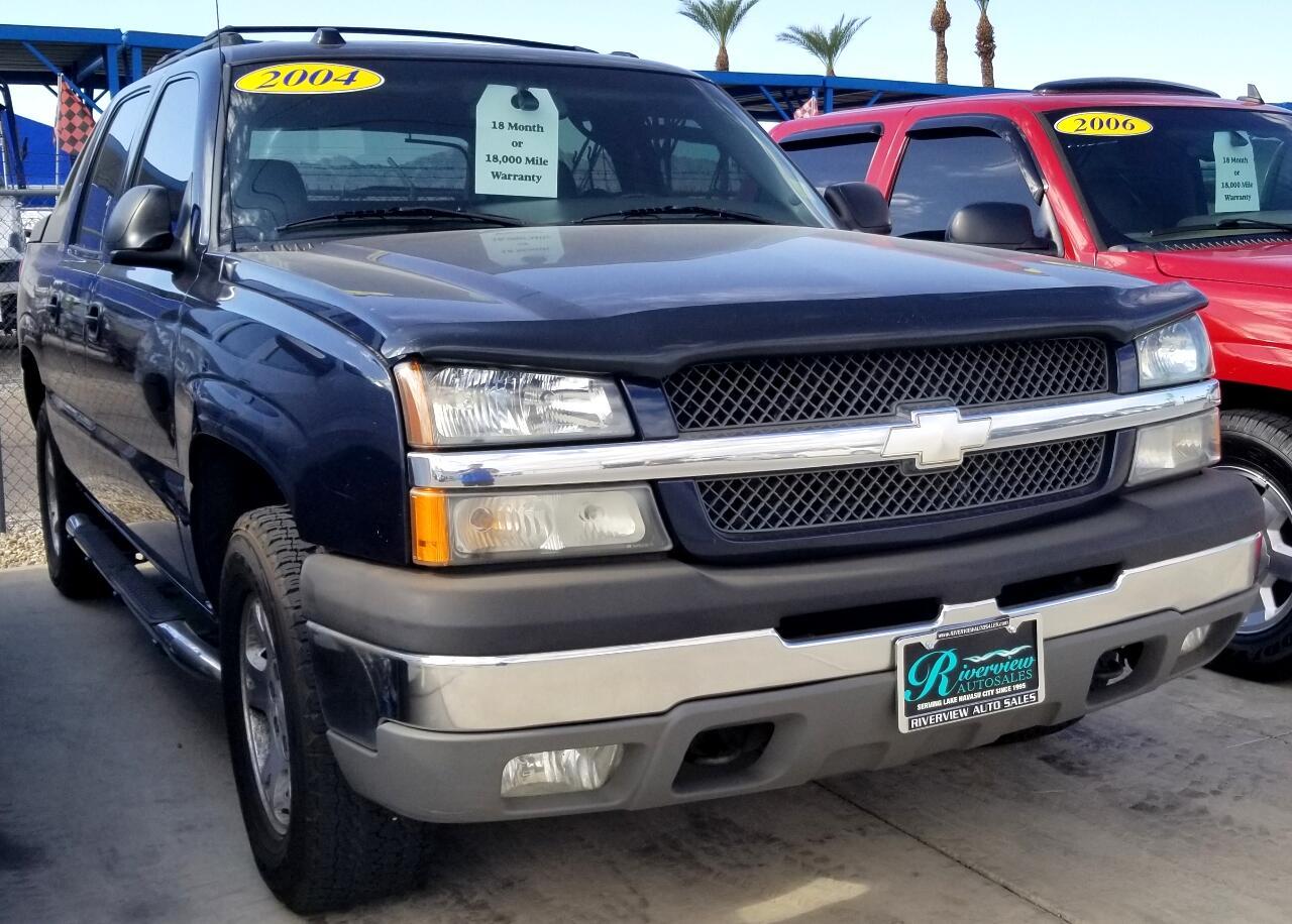 Chevrolet Avalanche 1500 2WD 2004