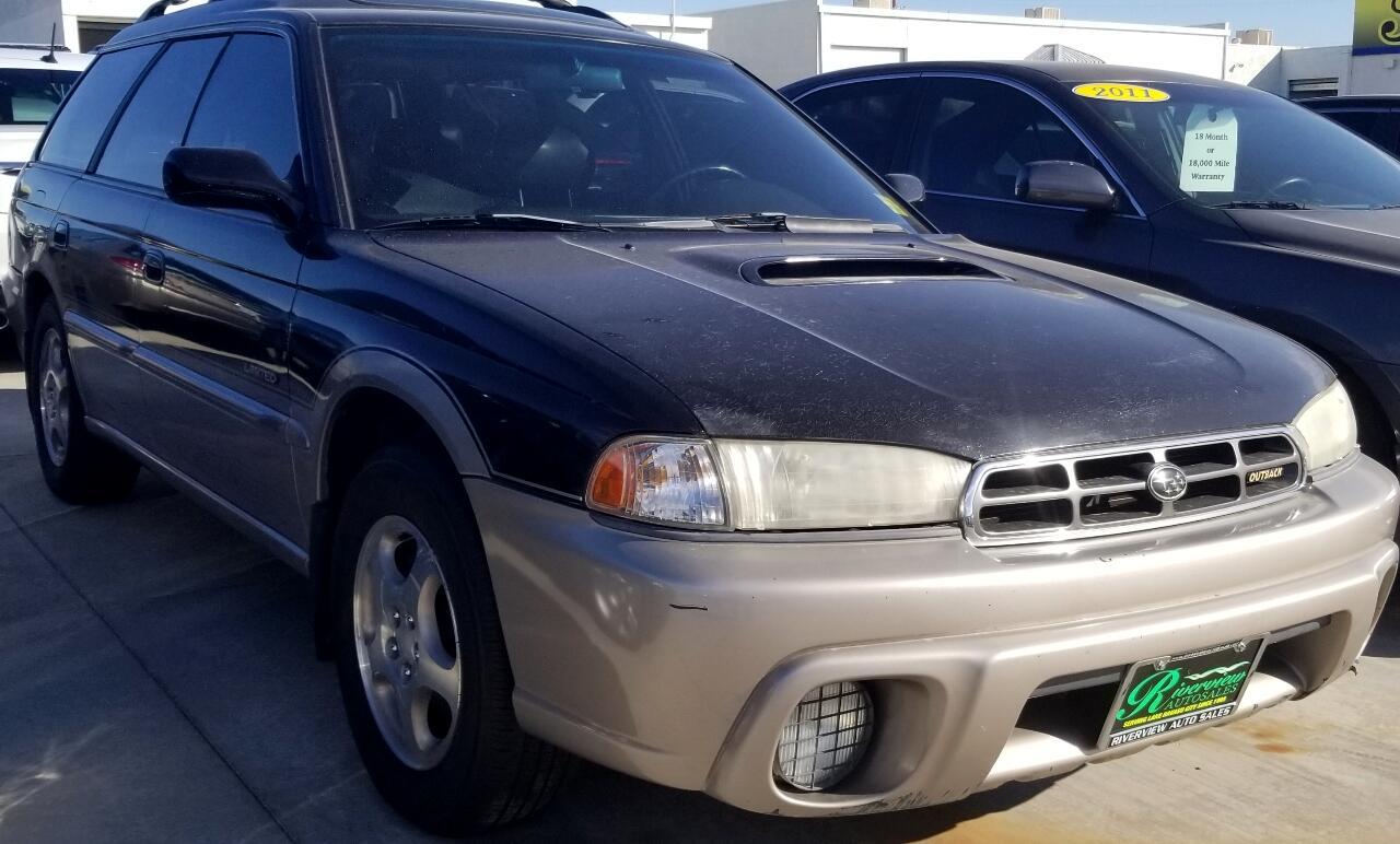 Subaru Legacy Wagon Outback Limited AWD 1998
