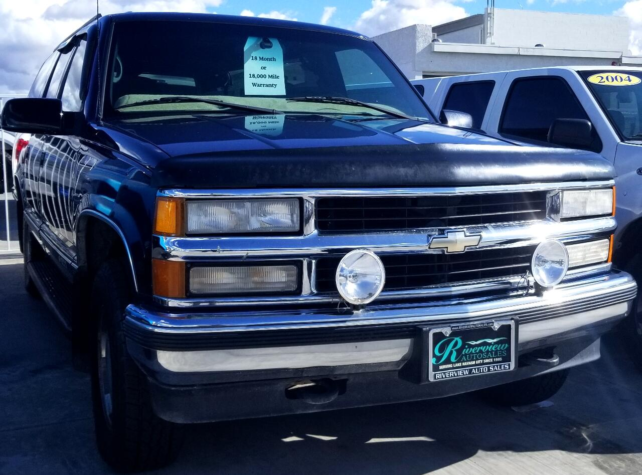Chevrolet Suburban K1500 4WD 1999
