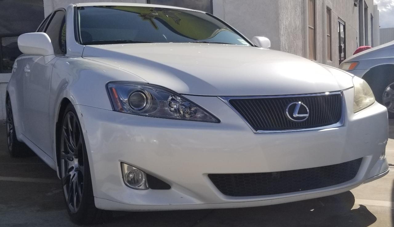 Lexus IS IS 350 2008