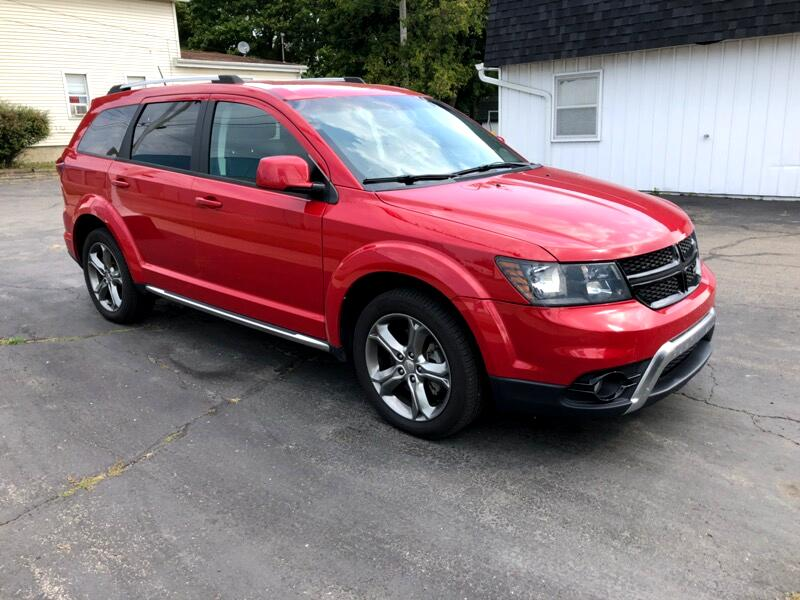 Dodge Journey Crossroad 2017