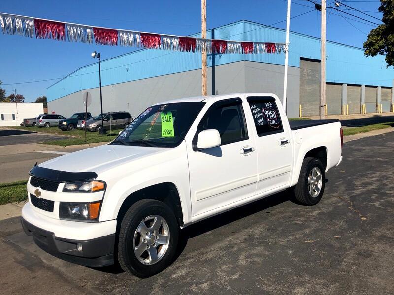 Chevrolet Colorado 1LT Crew Cab 2WD 2012