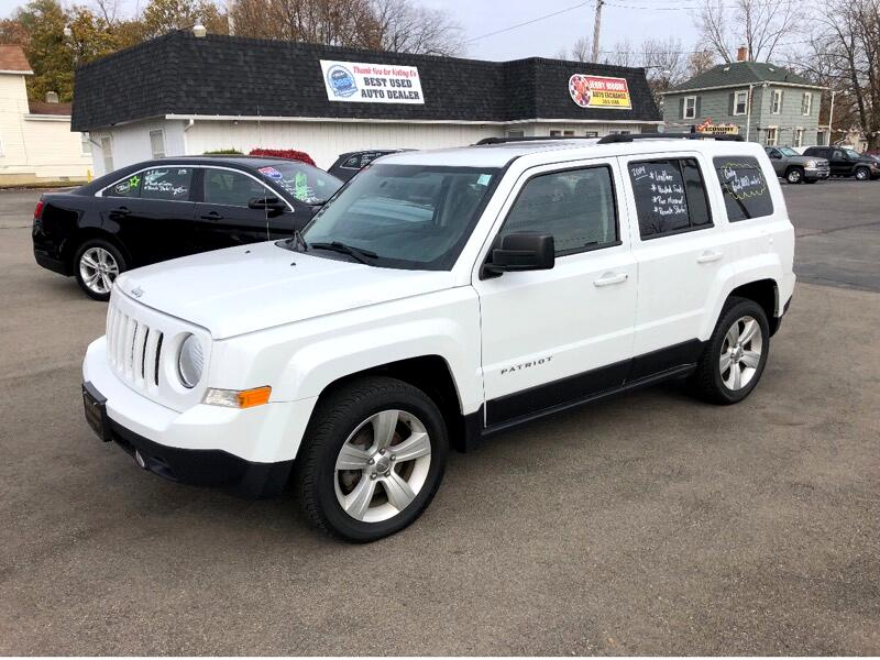 Jeep Patriot High Altitude FWD 2014