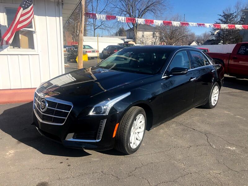 Cadillac CTS 3.6L Luxury AWD 2014