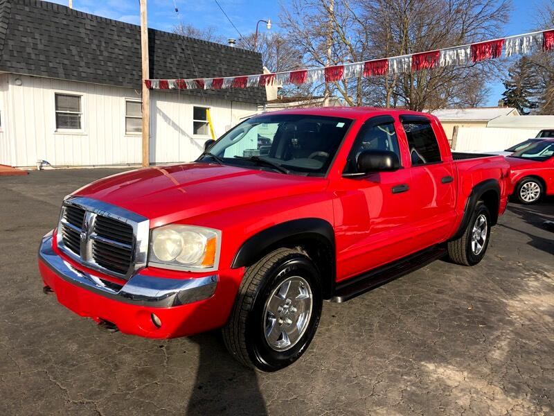 Dodge Dakota Laramie Quad Cab 4WD 2005