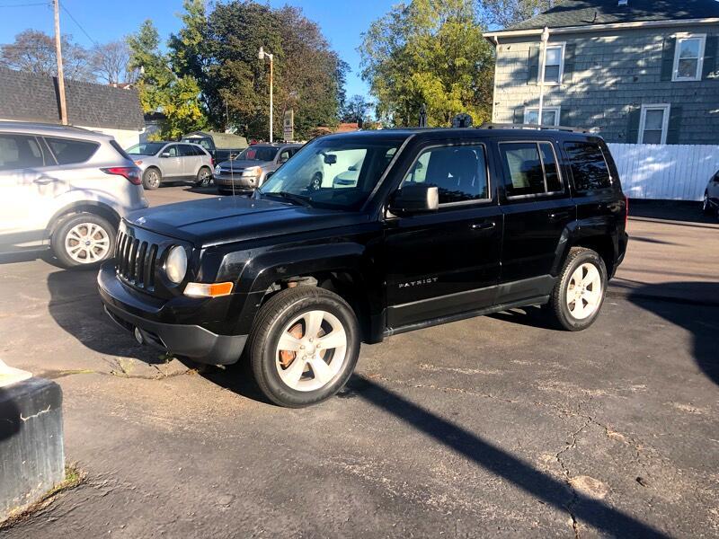 Jeep Patriot Sport 4WD 2012