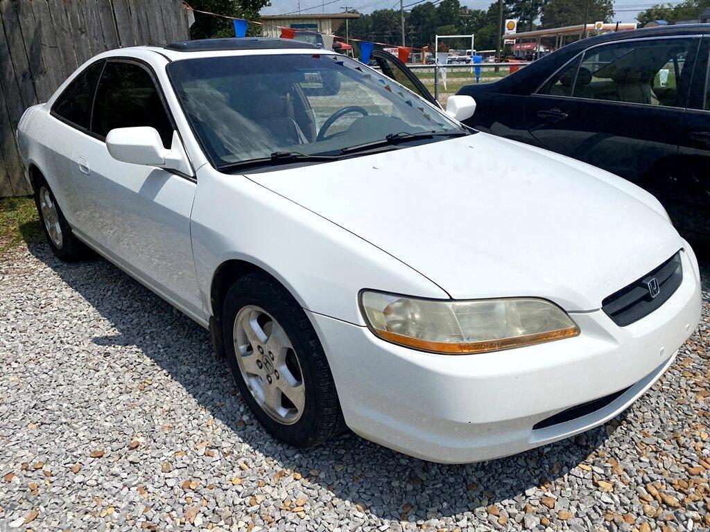 Honda Accord EX V6 coupe 1999