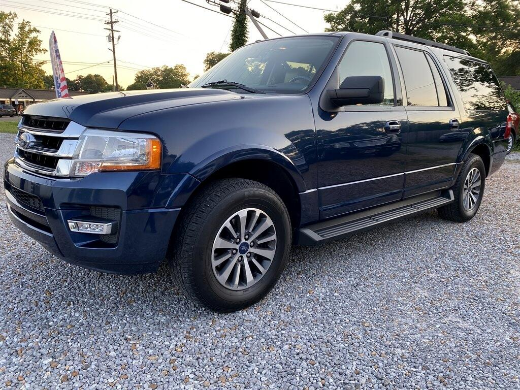 Ford Expedition EL XLT 2WD 2017