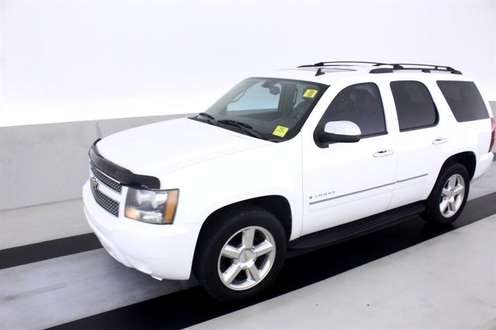 Chevrolet Tahoe LTZ 2WD 2009