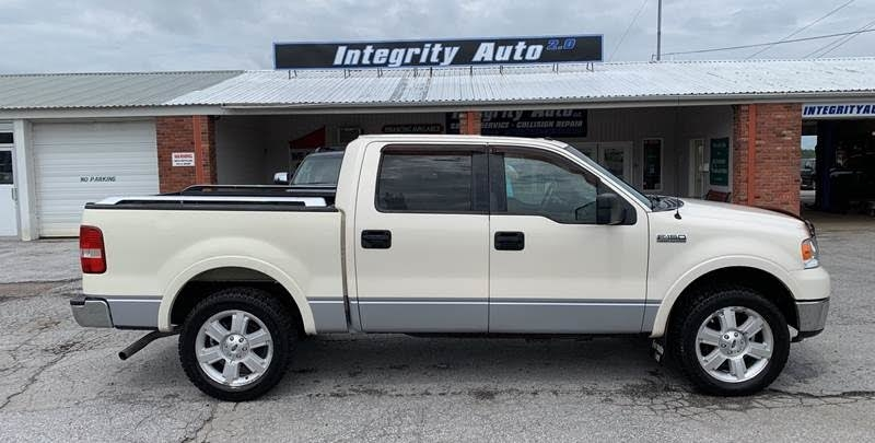 Ford F-150 SuperCrew 4WD 2008