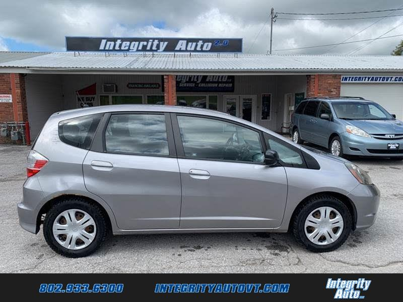 Honda Fit Base 2010