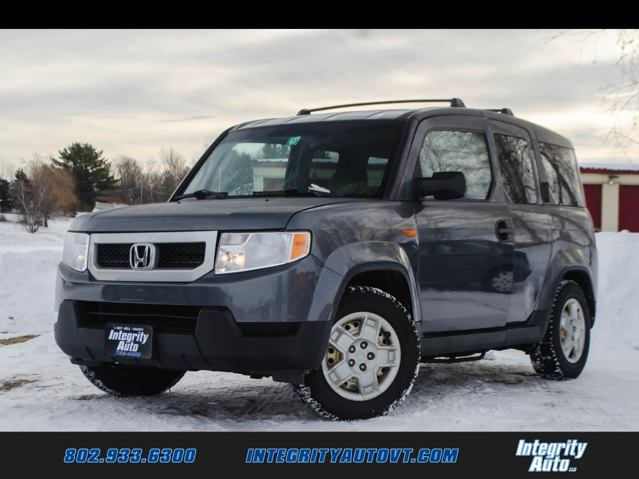 Honda Element LX 4WD AT 2010