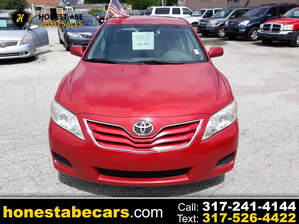 2011 Toyota Camry For Sale >> Used 2011 Toyota Camry Base 6 Spd At For Sale In