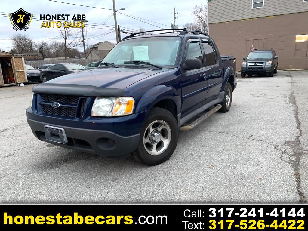 2004 Ford Sport Trac >> Used 2004 Ford Explorer Sport Trac In Indianapolis In Auto Com 1fmdu67k44ua15501