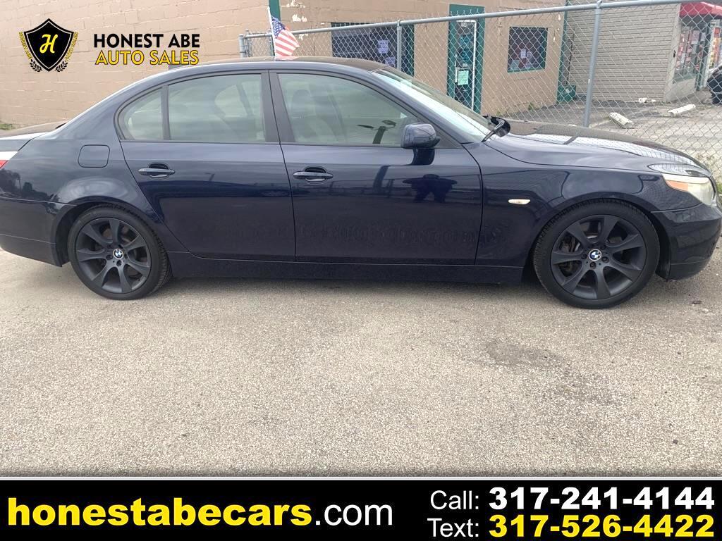 BMW 5-Series 545i 2004