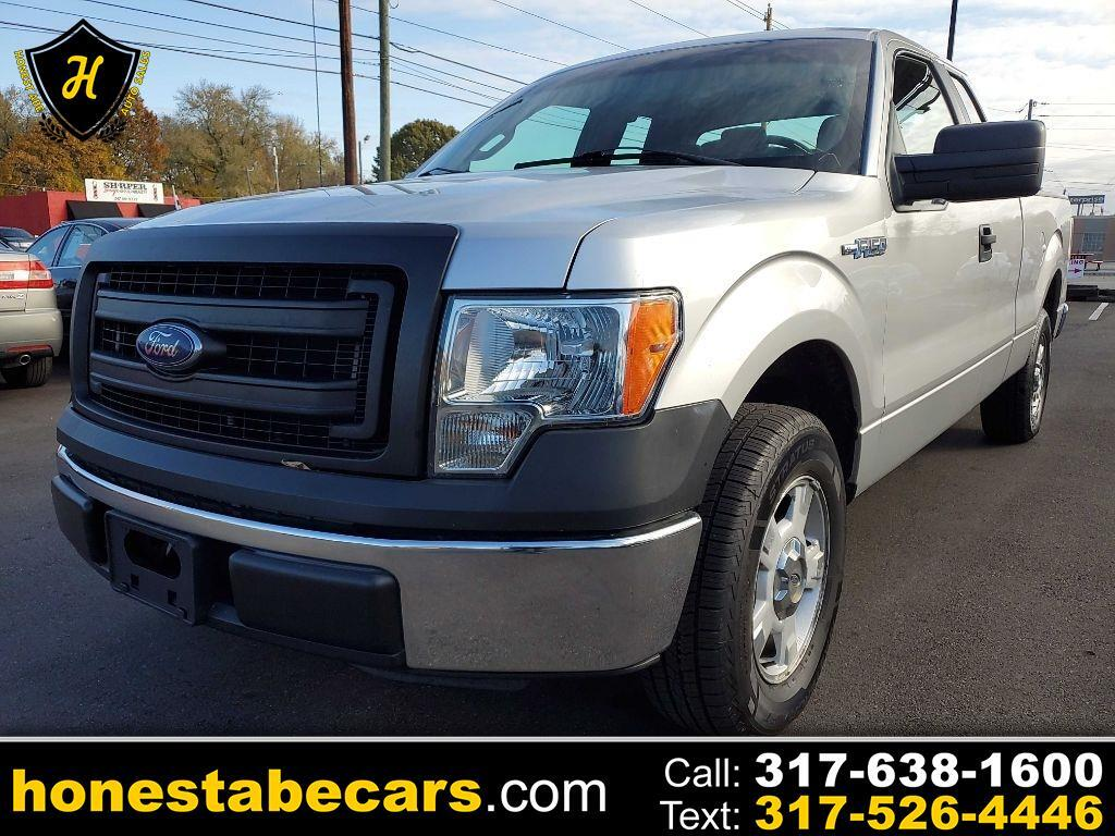 Ford F-150 XL SuperCab Short Bed 2WD 2013